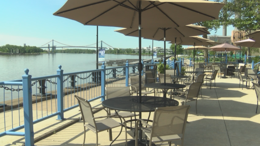 Downtown Waterfront Bar Restaurant Opens For The Summer Wnwo