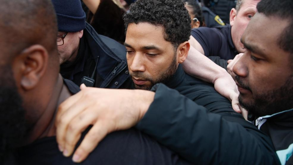 Image result for jussie smollett security camera