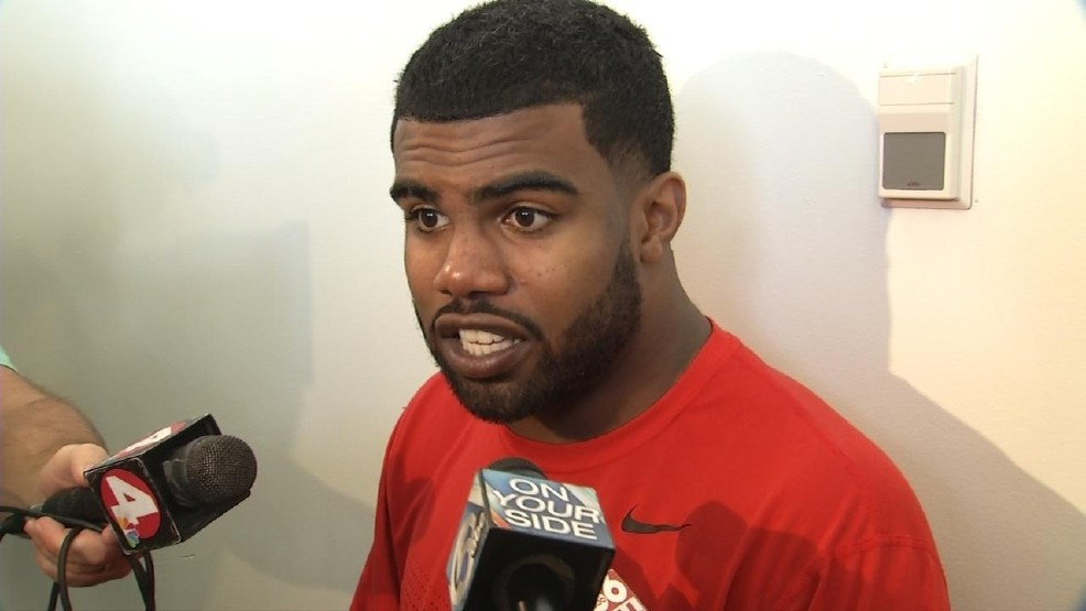 4875b4484 Ohio State RB Elliot apologizes for comments