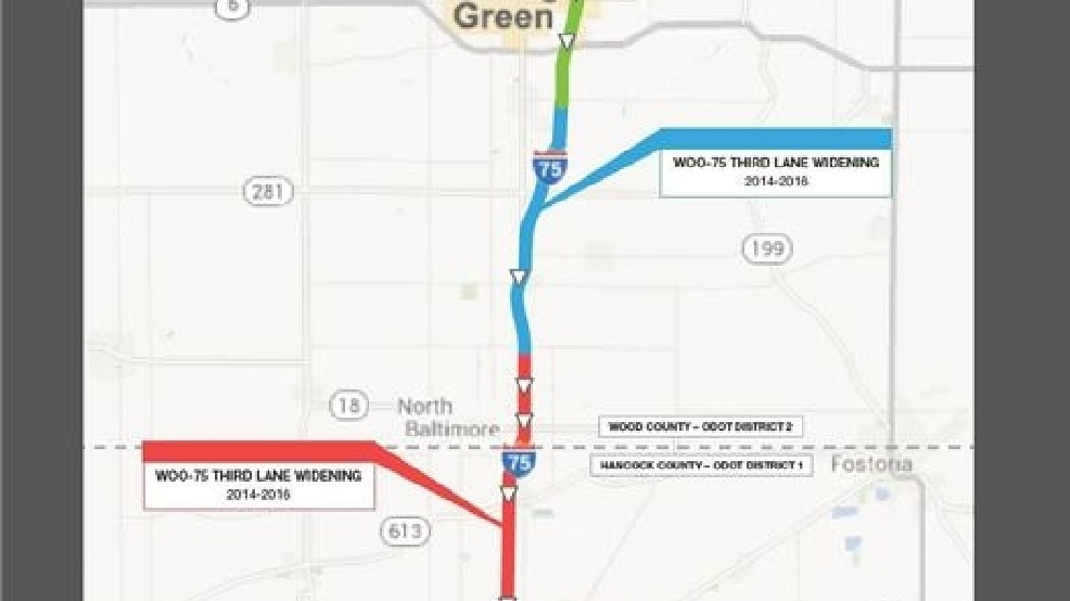 Major construction to begin on I-75, I-475, McCord Road | WNWO on m-24 road map, i-70 road map, i-72 road map, i-90 road map, i-94 road map, us 31 road map, michigan to florida road map, i-15 road map, i-80 road map, i-25 road map, i-40 road map, central florida toll road map, interstate 75 map, i-65 road map, interstate 5 road map, i-57 road map, i 75 michigan map, i 5 road map, i-20 road map, i 75 route map,