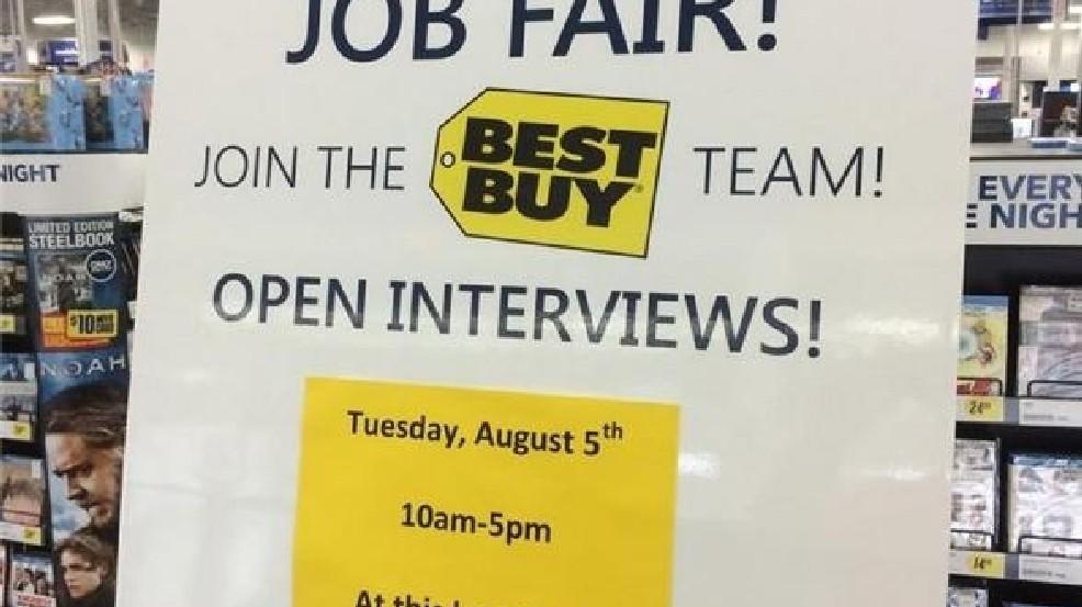 best buy job
