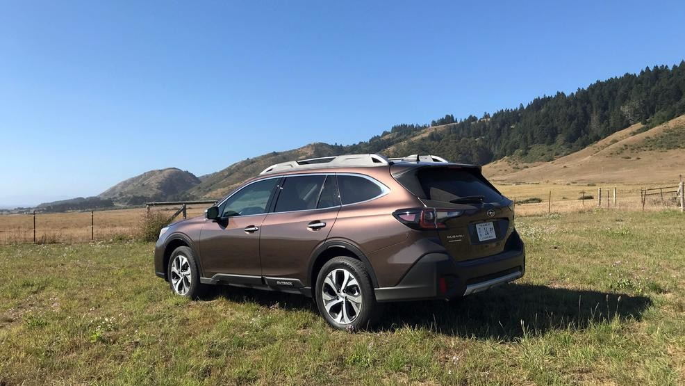 2020 Subaru Outback 2020 Legacy Recalled For Brake Problem