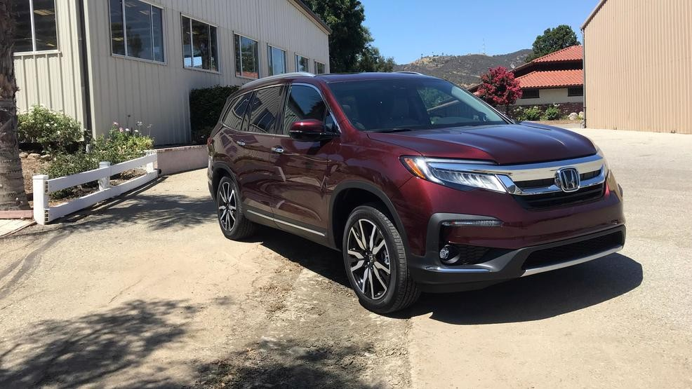 2019 Honda Pilot This Full Size SUVs Capability May Surprise You First Look