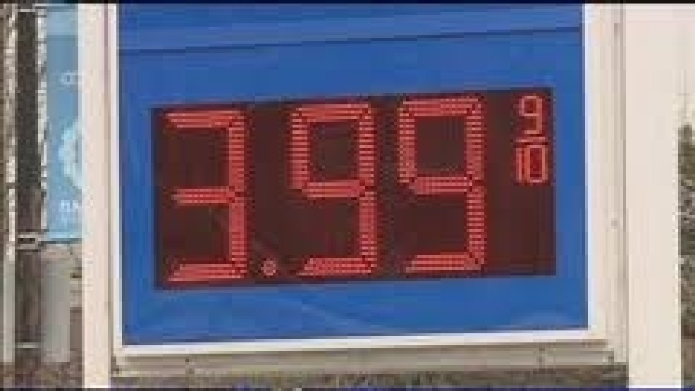 Toledo Gas Prices >> Gas Prices Hit 3 99 At Many Toledo Area Stations Wnwo