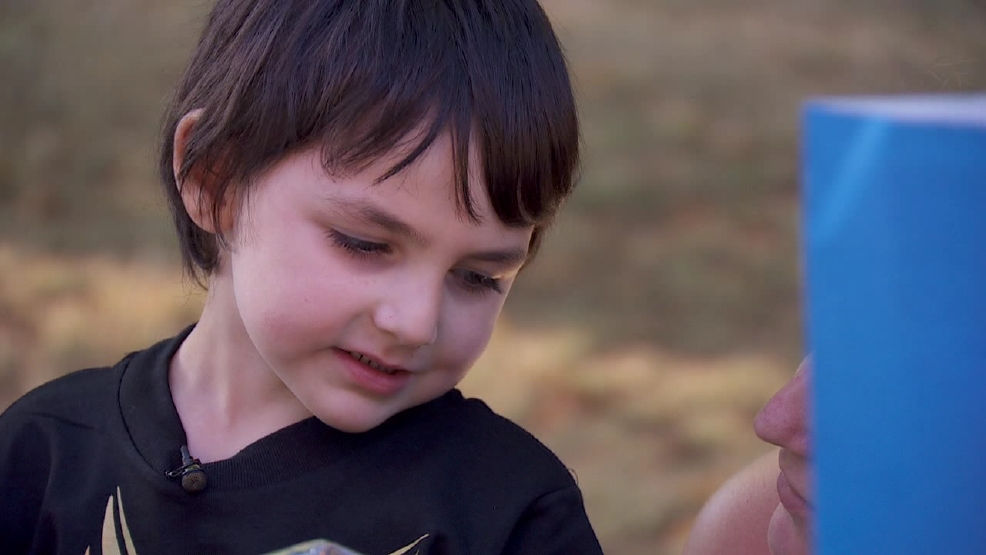 Video Mom Throws Pokemon Party For Son With Autism