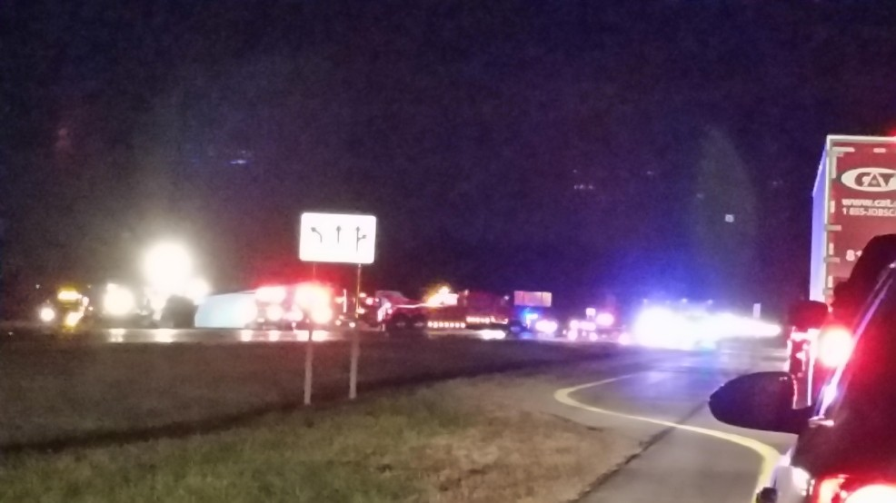 Fatal accident closes westbound US-24 in Henry County | WNWO