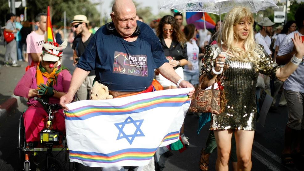 Jerusalem gay pride parade draws revelers, police | WNWO