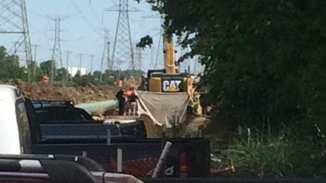 Police: Construction worker dead after accident at Oregon