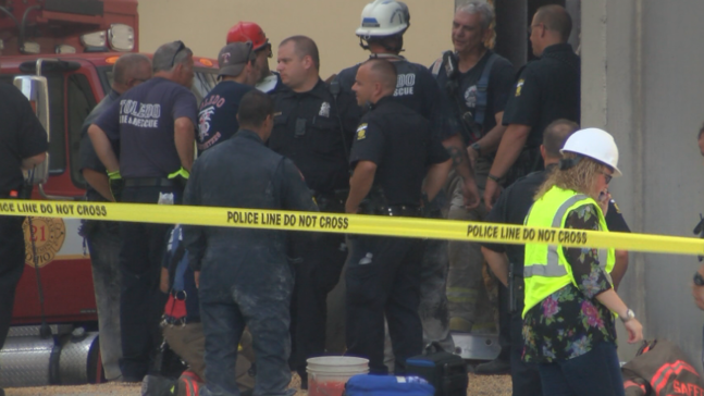 Two employees dead after being trapped in grain elevator | WNWO